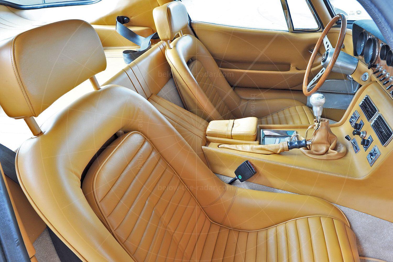 Bizzarrini GT Strada interior Pic: RM Sotheby's   Bizzarrini GT Strada interior
