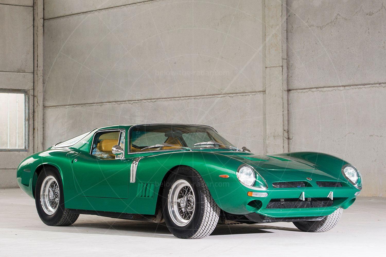 Bizzarrini GT Strada Pic: RM Sotheby's   Bizzarrini GT Strada