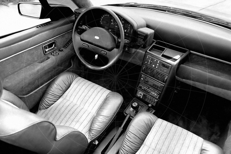 Ford Eltec interior Pic: Ford   Ford Eltec interior
