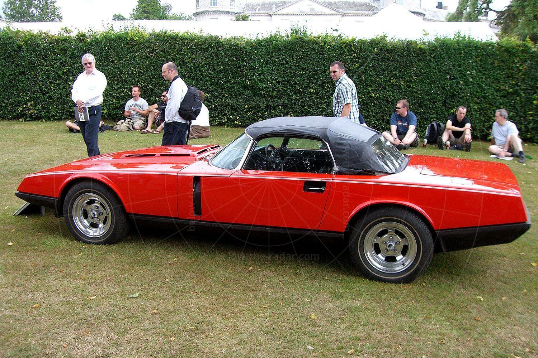 Guyson E12 Pic: Brian Snelson via Wikimedia | The Guyson E12 at the 2009 Goodwood Festival of Speed