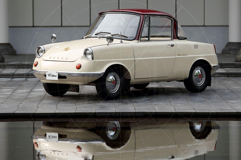 Hugely appealing: Mazda's tiny R360   Mazda R360