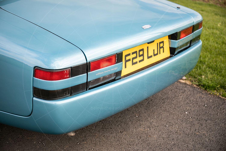 The Railton F29 Claremont Pic: Silverstone Auctions | The Railton F29 Claremont