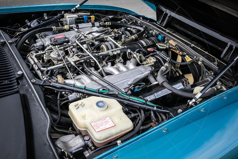The Railton F29 Claremont engine bay Pic: Silverstone Auctions | The Railton F29 Claremont engine bay