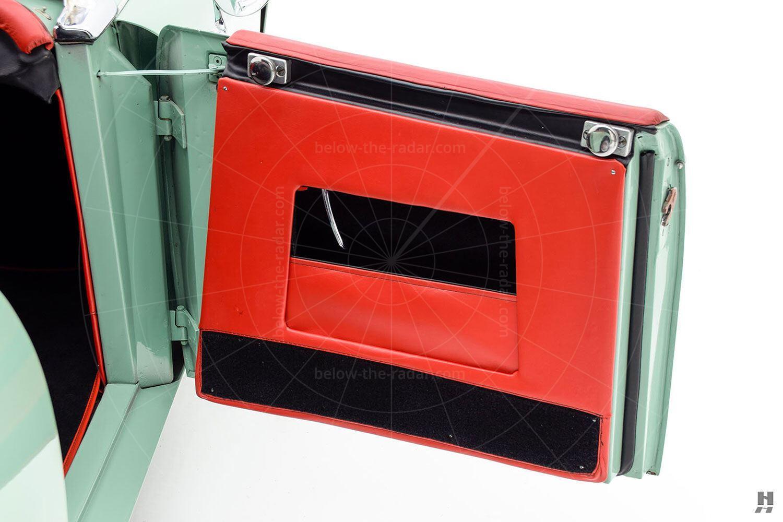 Swallow Doretti door trim Pic: Hyman Ltd   Swallow Doretti door trim