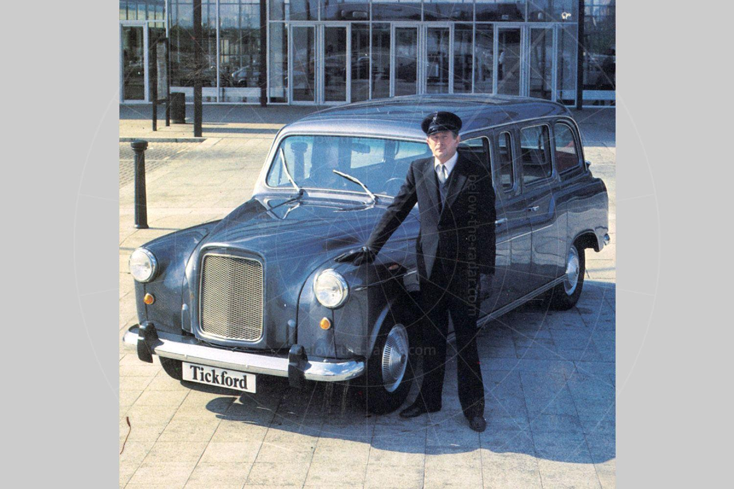 The Tickford Taxi