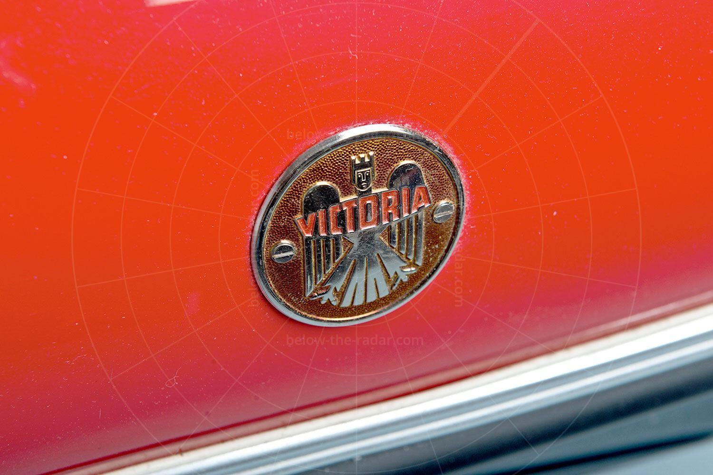 Victoria 250 badge Pic: RM Sotheby's | Victoria 250 badge