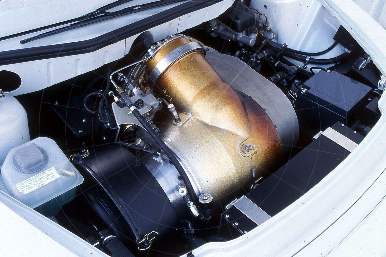 Volvo ECC concept gas turbine Pic: Volvo | Volvo ECC concept gas turbine