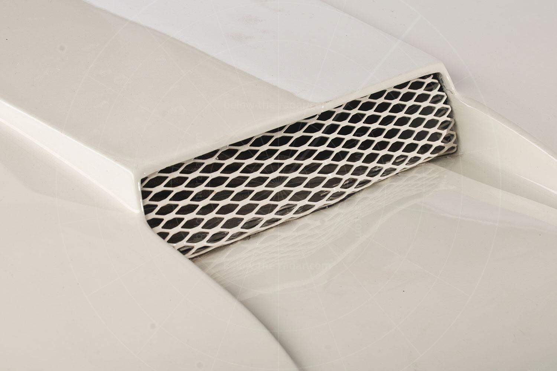 Lightburn Zeta Runabout air intake Pic: RM Sotheby's | Lightburn Zeta Runabout air intake
