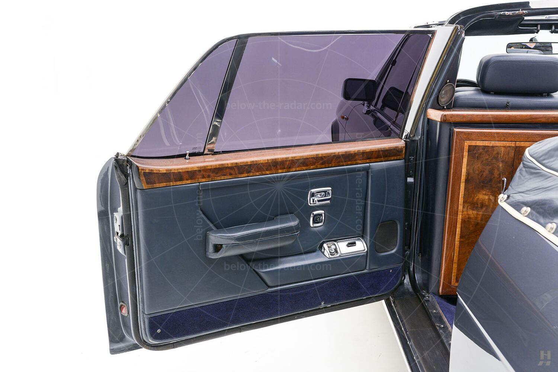 Rolls-Royce Silver Spur landaulette by Autoconstruzione S.D. Torino Pic: Hyman Ltd |