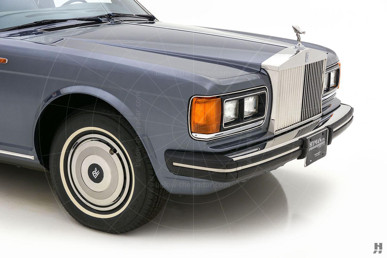 Rolls-Royce Silver Spur landaulette by Autoconstruzione S.D. Torino Pic: Hyman Ltd | Rolls-Royce Silver Spur landaulette by Autoconstruzione S.D. Torino