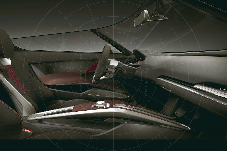 Audi e-tron Spyder interior Pic: Audi | Audi e-tron Spyder interior