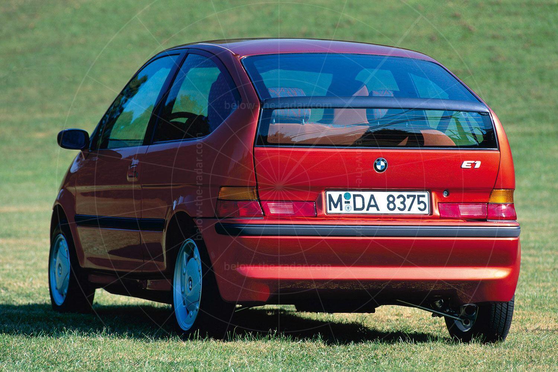 BMW E1 Mk1 Pic: BMW | BMW E1 Mk1