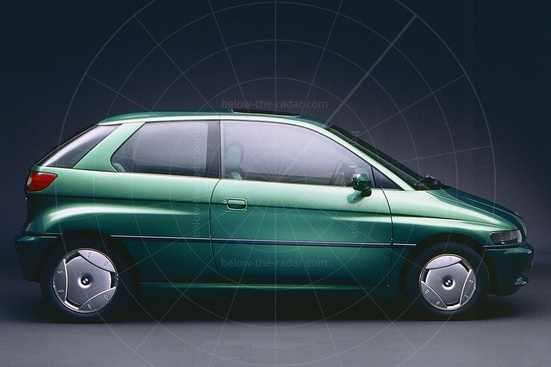BMW E1 Mk2 Pic: BMW | BMW E1 Mk2