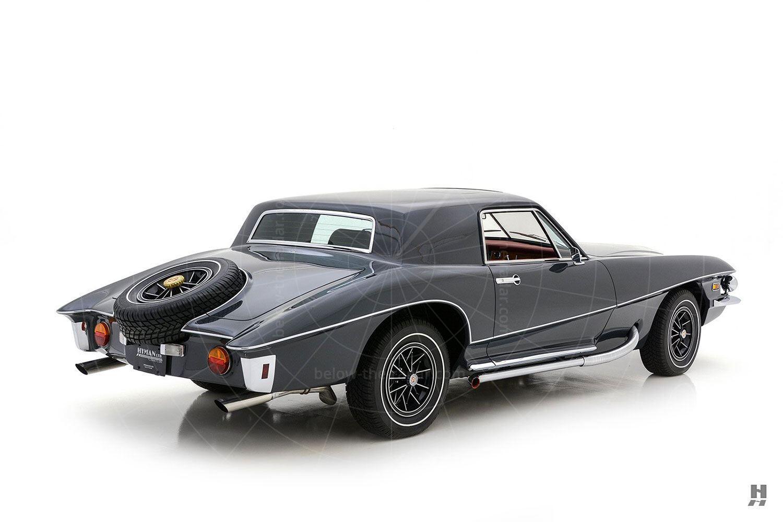 1971 Stutz Blackhawk coupé Pic: Hyman Ltd | 1971 Stutz Blackhawk coupé