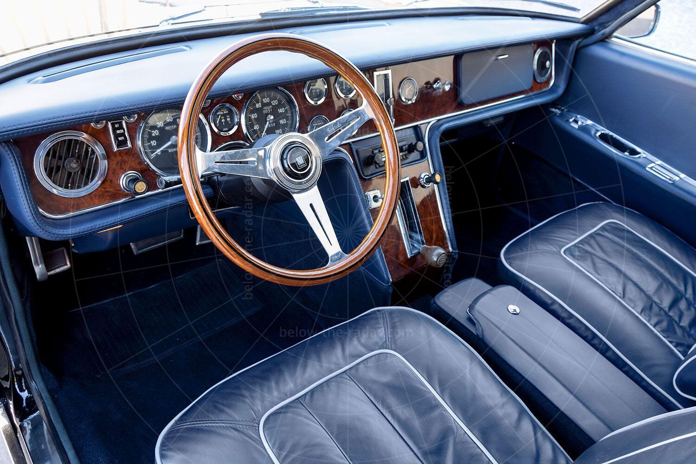 1971 Stutz Blackhawk sedan interior Pic: RM Sotheby's | 1971 Stutz Blackhawk sedan interior