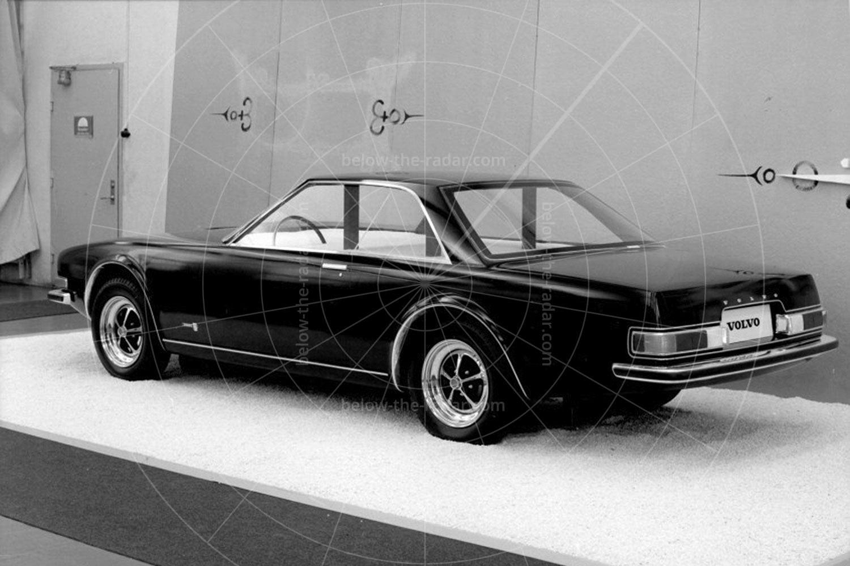 Volvo P172 prototype